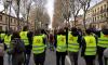 СБУ обвинила Кремль в организации протестов во Франции