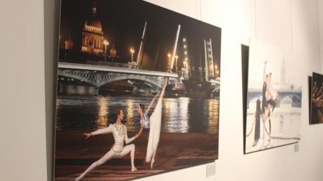 Изящная пластика балета и архитектура Петербурга соединились в кадрах Натали Беро