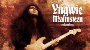 Yngwie Malmsteen. Relentless