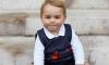 Кейт Миддлтон и принц Уильям показали рождественские фото сына Джорджа