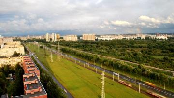 Власти Петербурга ликвидируют свалку на Петергофском ...