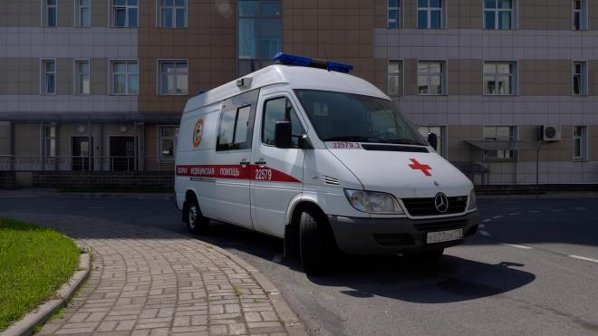 В Петербурге растет число госпитализаций пациентов с COVID-19