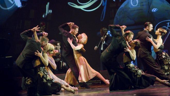 """Шоу-концерт """"Танго навсегда"""""""