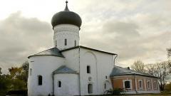 Реставрация Снетогорского монастыря во Пскове стала причиной разбирательств на 4 млн рублей