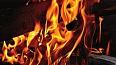 В Бокситогорском районе загорелся частный дом