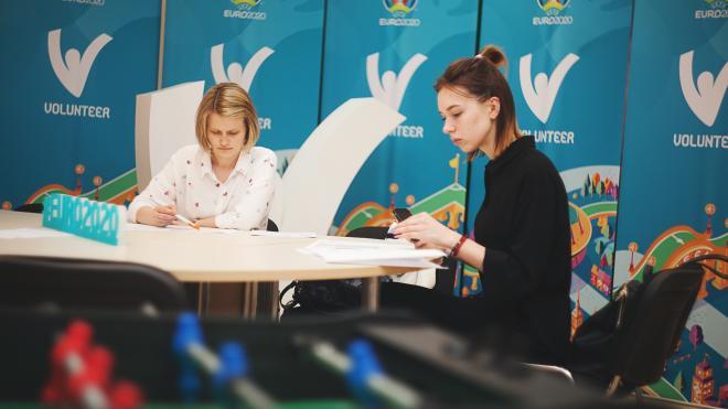 В Петербурге не хватает волонтеров Евро-2020