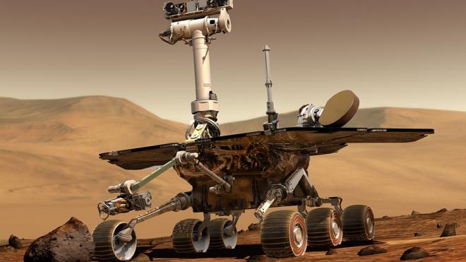 Залежи цинка на дне кратера Гейла доказали обитаемость Марса в прошлом