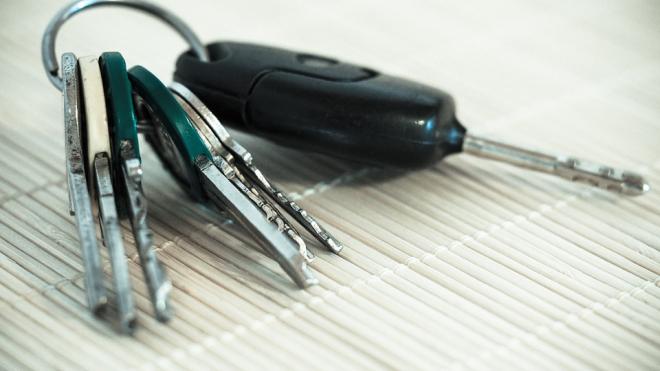 Георгий Полтавченко подарил многодетным семьям ключи от микроавтобусов