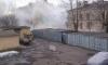 Из-за прорыва трубы пришлось перекрыть 13-ю Красноармейскую улицу