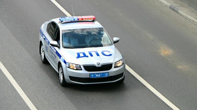 """В Гатчинском районе полиция устроила погоню со стрельбой за """"ВАЗ"""""""