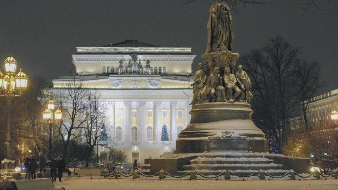 Петербуржцам и жителям Ленобласти пообещали аномальные морозы