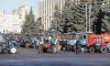 Пыльный город: весной с улиц Петербурга вывезли 30 тысяч тонн пыли