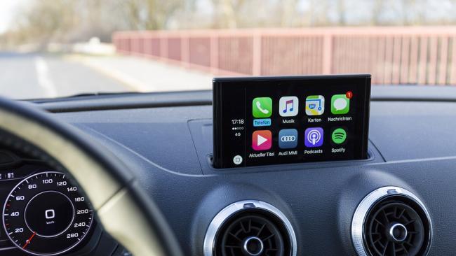 Apple хочет использовать Foxconn для сборки Apple Car