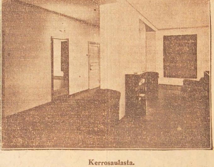 Отель Кнут Поссе открыл свои двери Газета Karjala