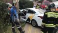 В Сочи водитель такси умер за рулем во время рейса