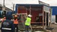 На Суздальском проспекте снесли нелегальную шиномонтажку