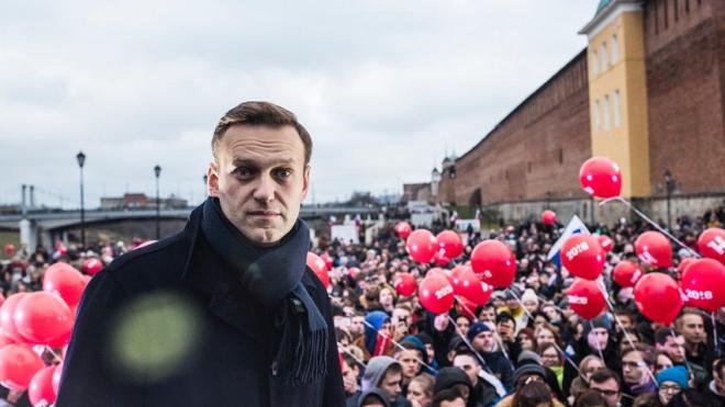 В Сосновом Бору задержали волонтеров штаба Навального