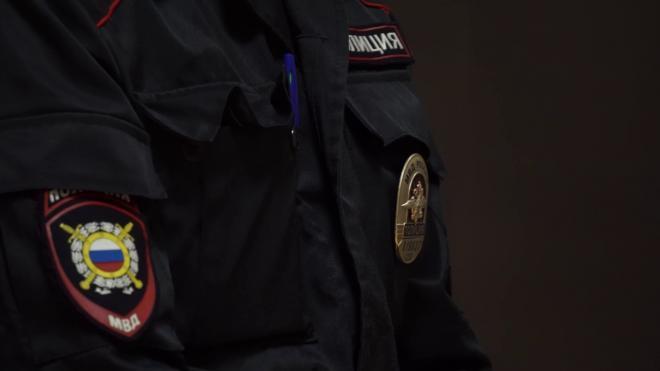 В ТЦ на Заневском проспекте посетитель угрожал пистолетом охраннику