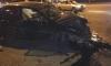На проспекте Луначарского сотрудники МЧС всю ночь устраняли последствия ДТП