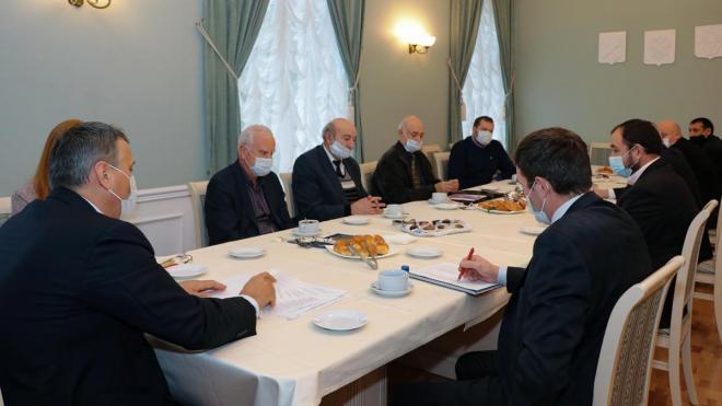 В Выборге прошло заседание совета по межнациональным отношениям