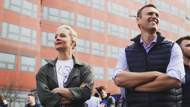 """""""Это угроза от наглого бандита"""": жена Навального ответила главе Росгвардии"""