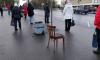 В Петербурге пропадают остановки: объекты являлись частью рекламных конструкций