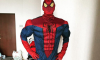 Фото Артема Дзюбы в костюме Человека-Паука насмешило фанатов