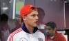Футболист Денисов явился на медосмотр