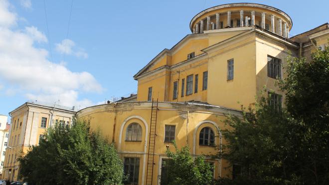 В Петербурге здание оптического института имени Вавилова стало памятником регионального значения