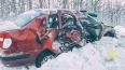 "Девушка-подросток погибла в ДТП на автодороге ""Петродвор..."