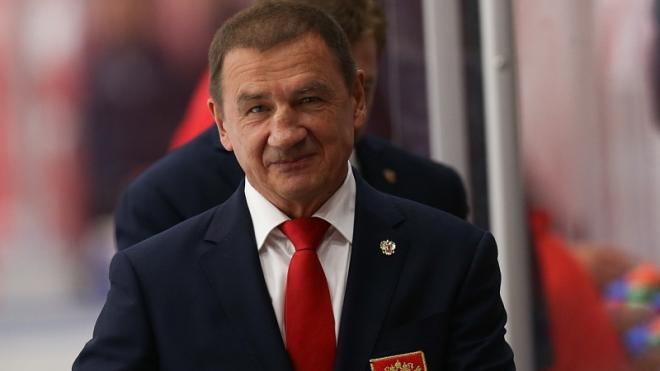 Минспорта утвердил Брагина главным тренером сборной России по хоккею