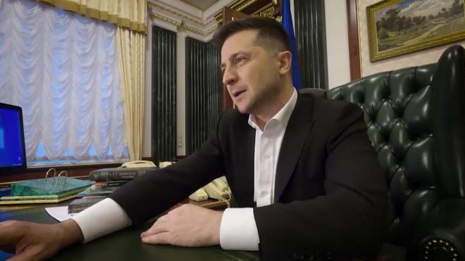 Зеленский заявил о заслуженном праве Украины на вступление в ЕС и НАТО