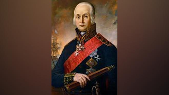 В Петербург прибыл ковчег с мощами Феодора Ушакова