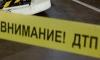 В Петербурге самосвал протаранил легковушку