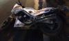 В Петербурге таксист скрылся с места ДТП, а мотоциклист серьезно пострадал