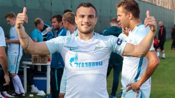 Молло и Лунев не попали в заявку «Зенита» в Лиги Европы