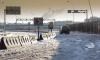 Установлено, что в Петербурге с приходом зимы стало в три раза больше аварий