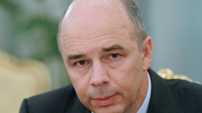 И.о. главы Минфина Силуанов назначен министров финансов России