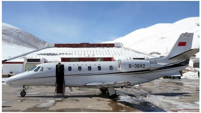 Cessna будет собирать свои самолеты в Китае