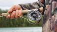 На озере Пионерское посреди дня пропал рыбак