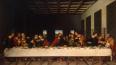 """Копию """"Тайной вечери"""" Леонардо да Винчи покажут в ..."""