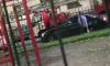 В школе на Петроградской произошел пожар: детей эвакуировали