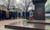 К памятнику Собчаку приехали Путин и Беглов