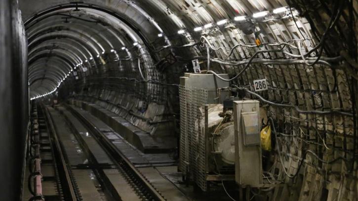 Станции метро Фрунзенского радиуса подготавливают к вводу в эксплуатацию