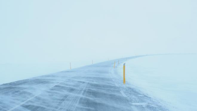 В Петербург возвращаются снег и метель