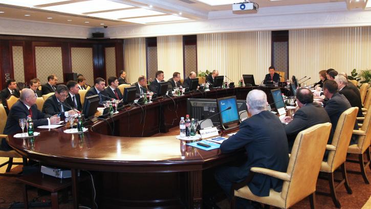 Жилищный комитет снова проводит семинарские занятия для представителей ЖСК, ЖК, ТСЖ и членов советов домов