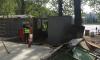 Вышку для вейкбординга и лодочную станцию снесли в Сестрорецке