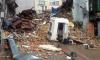 Появилось фото здания, которое обрушилось в Стамбуле