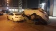 """Hyundai"" припарковался на ""Opel Insignia"" рядом с Дальн..."