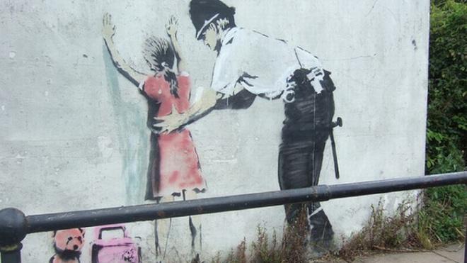 """Выставка """"Бэнкси: гений или вандал?"""""""